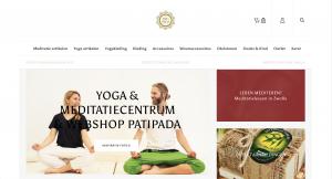 Patipada yoga und meditatie